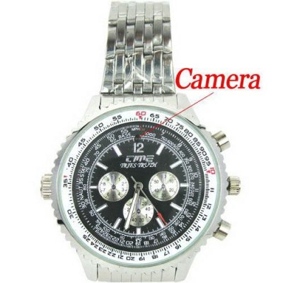 4GB HD DVR Watch-Digital Video Watch with Hidden Camera